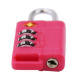 Tsa21037 Kombinationsschloss-Arbeitsweg-Gepäck oder Beutel-Code-Vorhängeschloß