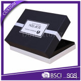 Rigid Premium Cosmetics Paper Packaging Box avec Blister Tray