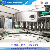Maquinaria de engarrafamento da água pura automática cheia