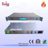 Optischer Sender der CATV Faser-10dB/24MW/32MW 1310nm mit Doppelstromversorgung