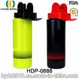 1000ml BPA освобождают бутылку воды спорта выжимкы PE пластичную