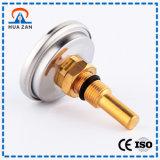Calibro cinese di temperatura del manometro del fornitore di alta precisione