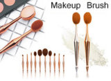 Fat Nana Patent Sliver Fish Beauty Series Maquillage Brush Ten PCS Costumes