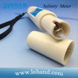 Probador impermeable de la salinidad del acuario
