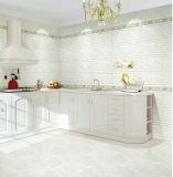 Material de construcción impermeable interior del azulejo de la pared de la inyección de tinta para la cocina 300X600m m