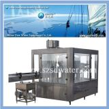 Una excelente calidad 3 en 1 Máquina de Llenado de agua potable