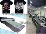 Écran et imprimante à plat de Digitals pour tous les tissus