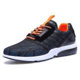 Les chaussures d'hommes du ressort 2016 vendent la tendance extérieure de marée d'air des chaussures occasionnelles mâles de réseau d'aide inférieure coréenne de chaussures