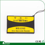 2D inalámbrico Bluetooth Mini Lector de códigos de barras QR MS3392-M