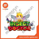Het Ontspruiten van de Worm van de Arts van het insect de Machine van het Spel van de Visserij van de Lijst van de Software