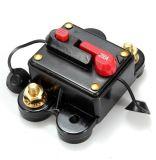 Coche 12V 250A recuperación automática de fuentes de alimentación conmutadas Car Audio Circuito Portafusible fusible Bloque de Seguros