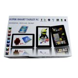 Caja de embalaje de papel de la cartulina para los productos electrónicos