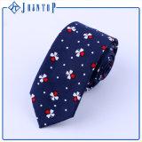 Cravate courante de coton des loisirs des Mens de mode de vente d'usine