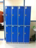 Colore di legno del grano dell'armadio dei 2 ABS dei portelli