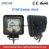 Indicatore luminoso fuori strada del lavoro di inverso del veicolo LED degli accessori 12V/24V 4X4 dell'automobile