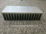 Douane 6061 het Anodiseren de Uitdrijving Heatsink van het Aluminium