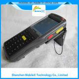 Leitor Handheld da freqüência ultraelevada RFID do móbil, impressão digital, GPRS/GSM