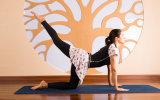 Customizado Spandex Quick Drying Training Running Gym Mama Yoga
