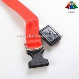 Stevige Kleur Van uitstekende kwaliteit 15mm van de heet-verkoop Regelbare Halsband met LEIDEN Licht