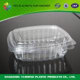 12oz de duidelijke Scharnierende Container van de Verpakking van het Voedsel van de Delicatessenwinkel