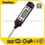 Bbq de Digitaces del termómetro de carne del LCD que cocina el termómetro de la cocina