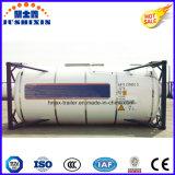 Kapazität 25cbm LPG-Sammelbehälter für LPG-Transport