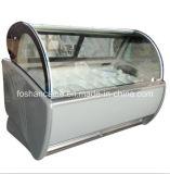 순수한 아이스크림 냉장고 진열장 B6-12
