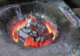 Forno di fusione d'acciaio di Coreless (GW-1.5T)