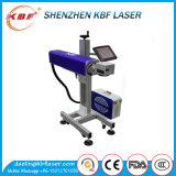Factory Non Metal Ceramic Glass Acrylique et table en bois RF Glass Tube Machine laser à marquage laser