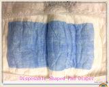 使い捨て可能な大人の不節制の整形パッドのおむつ