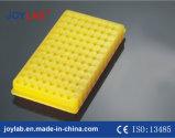 Placa de la buena calidad para el tubo de centrífuga, 1.5ml, con la cubierta