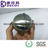 прессформа бомбы ванны сфер 55mm 65mm 75mm 85mm полая стальная