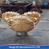 Tricone Bits pour champ de pétrole Tricone Bit /dent en acier fabriqués en Chine