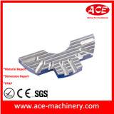 Pezzo meccanico di CNC dell'alluminio di Softail del puntone del cuscino ammortizzatore