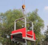 Prefabriceer de Concrete Machine van de Apparatuur van het Karretje van de Trekkracht van de Draad van het Staal van het Bereik van het Platform Ondersteunende