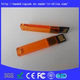 De nieuwe Aandrijving van de Flits van het Kristal USB van het Ontwerp Acryl