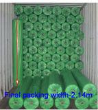 dekking van het Gewas van Spunbond van het Polypropyleen 17G/M2 van 6.7X250m de niet Geweven