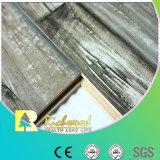 pavimento laminato impermeabile della quercia di struttura della venatura del legno di 12mm