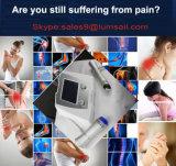 De Akoestische Therapie van de Golf van de Fysiotherapie van de Drukgolf van de Machine van de Therapie van de schokgolf