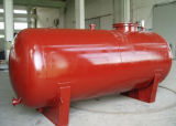 Tanques de aço carbono Armazenar Gasolina e Diesel