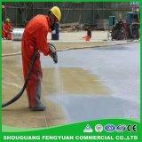 Spray appliqué polyurée revêtement imperméable pour l'acier, type pur à 100 %