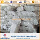 Concrete fiber Polypropylene Twisted fiber Instead OF Steel fiber
