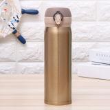 Flacon inoxidable en métal de flacon de café de flacon d'eau d'acier inoxydable