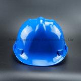 플라스틱 제품 안전 헬멧 기관자전차 헬멧 HDPE 모자 (SH502)