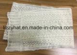 Шерсти связанные вязанием крючком Scarft способа в шерстях/Acrylic для женщин