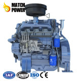 El mejor precio Weichai 54CV motor diesel marino Yangchai motor Barco de 40kw