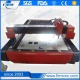 1325 Metall-CNC-Plasma-Ausschnitt-Maschine für den 6mm Edelstahl