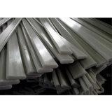 Le PRF Pultrusion barre plate, la fibre de verre plat d'armature Bar, profils Pultruded GRP barre plate
