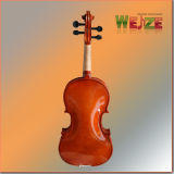 Red Brown Entry Level All Linder Violin