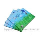 Service d'impression polychrome de livre pour enfant d'obligatoire de cas (jhy-414)